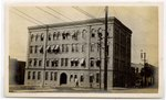 Law Exchange Building. Corner of Forsyth and Market Streets. Circa 1900-1920