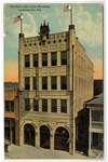 The Salvation Army Building, Jacksonville, Florida Circa 1900-1920