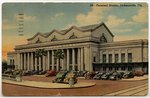 Terminal Station, Jacksonville, Florida. 1959