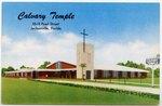 Calvary Temple, Jacksonville, Florida. 1950-1980
