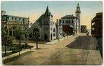 First Christian Church, Jacksonville, Florida. Circa 1900-1920