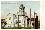 First Methodist Church, Jacksonville, Florida 1910
