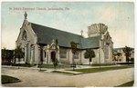 St. John's Episcopal Church, Jacksonville, Florida. 1909