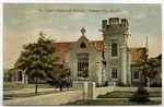 St. John's Episcopal Church. Jacksonville, Florida 1900-1920