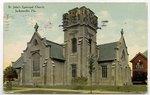 St. John's Church, Jacksonville, Fla. 1910