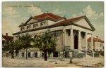 Unitarian Church. Jacksonville, Florida. 1900-1920