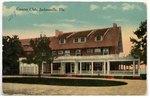 Country Club, Jacksonville, Florida. 1900-1920