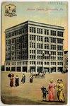 Masonic Temple, Jacksonville, Florida. 1909