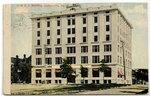 Y.M.C.A. Building, Jacksonville, Fla. 1910