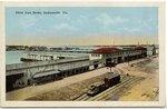 Clyde Line Docks, Jacksonville, Fla. 1900-1920