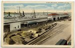 Clyde Line Docks, Jacksonville, Florida. 1910-1930