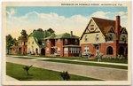 Residences on Avondale Avenue, Jacksonville, Fla. Circa 1910-1950