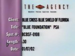 BCBSF PSA—Blue Foundation