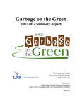 Garbage on the Green 2007-2012 Summary Report