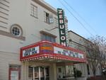 Zebulon Theater Marquee Cairo, GA