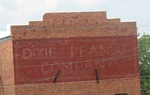 Dixie Peanut Company Ghost Sign Fitzgerald, GA by George Lansing Taylor Jr.