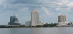 Jax Skyline from Northbank St. Johns River 1
