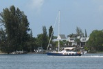 Sailboat on Indian River Lagoon Grant, FL