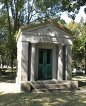 Buffalow Mausoleum, Evergreen Cemetery, Jacksonville, FL by George Lansing Taylor Jr.