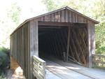 Elder's Mill Covered Bridge 1 by George Lansing Taylor Jr.
