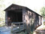 Elder's Mill Covered Bridge 2 by George Lansing Taylor Jr.