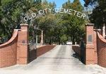 Jacksonville City Cemetery Gates