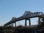 John E. Mathews Bridge 1 by George Lansing Taylor Jr.