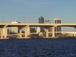 John E. Mathews Bridge 2 by George Lansing Taylor Jr.