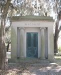 MacDuff Mausoleum, Evergreen Cemetery, Jacksonville, FL