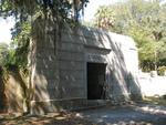 Mausoleum Evergreen Cemetery, Jacksonville, FL