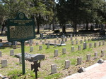 Old Confederate Soldiers and Sailors Plot, in Jacksonville City Cemetery