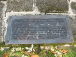 Plaque, Soldiers Graves, FL Indian Wars, St. Augustine, FL