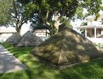 Soldiers Graves, FL Indian Wars, St. Augustine, FL by George Lansing Taylor Jr.