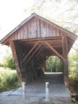 Stovall Mill Covered Bridge 2 by George Lansing Taylor Jr.