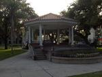 Bandstand, St. Augustine, FL by George Lansing Taylor Jr.