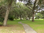 Vernon Square Park, Darien, GA