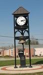 Cairo Town Clock Bell, GA