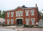 City Hall Auditorium & Opera House Hawkinsville, GA