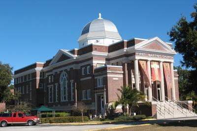 First Baptist Church 2 Winter Garden Fl By George Lansing Taylor Jr
