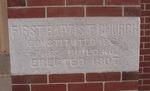 First Baptist Church Cornerstone Dublin, GA