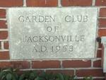 Garden Club Jacksonville CS, FL