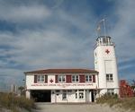 Jax Beach Lifeguard Station 2, FL by George Lansing Taylor Jr.