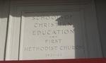 First United Methodist Church School Cornerstone, Jacksonville, FL