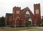 First United Methodist Church, Eastman, GA