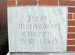 First United Methodist Church Cornerstone 1, Gainesville, FL