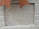 First United Methodist Church Cornerstone Lake Butler, FL