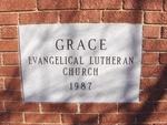 Grace Evangelical Lutheran Church Cornerstone Boone, NC