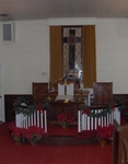 Middleburg United Methodist Church Interior Middleburg, FL
