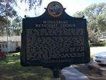 Middleburg United Methodist Church Marker Middleburg, FL
