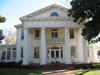Brenau University Wheeler House By George Lansing Taylor Jr